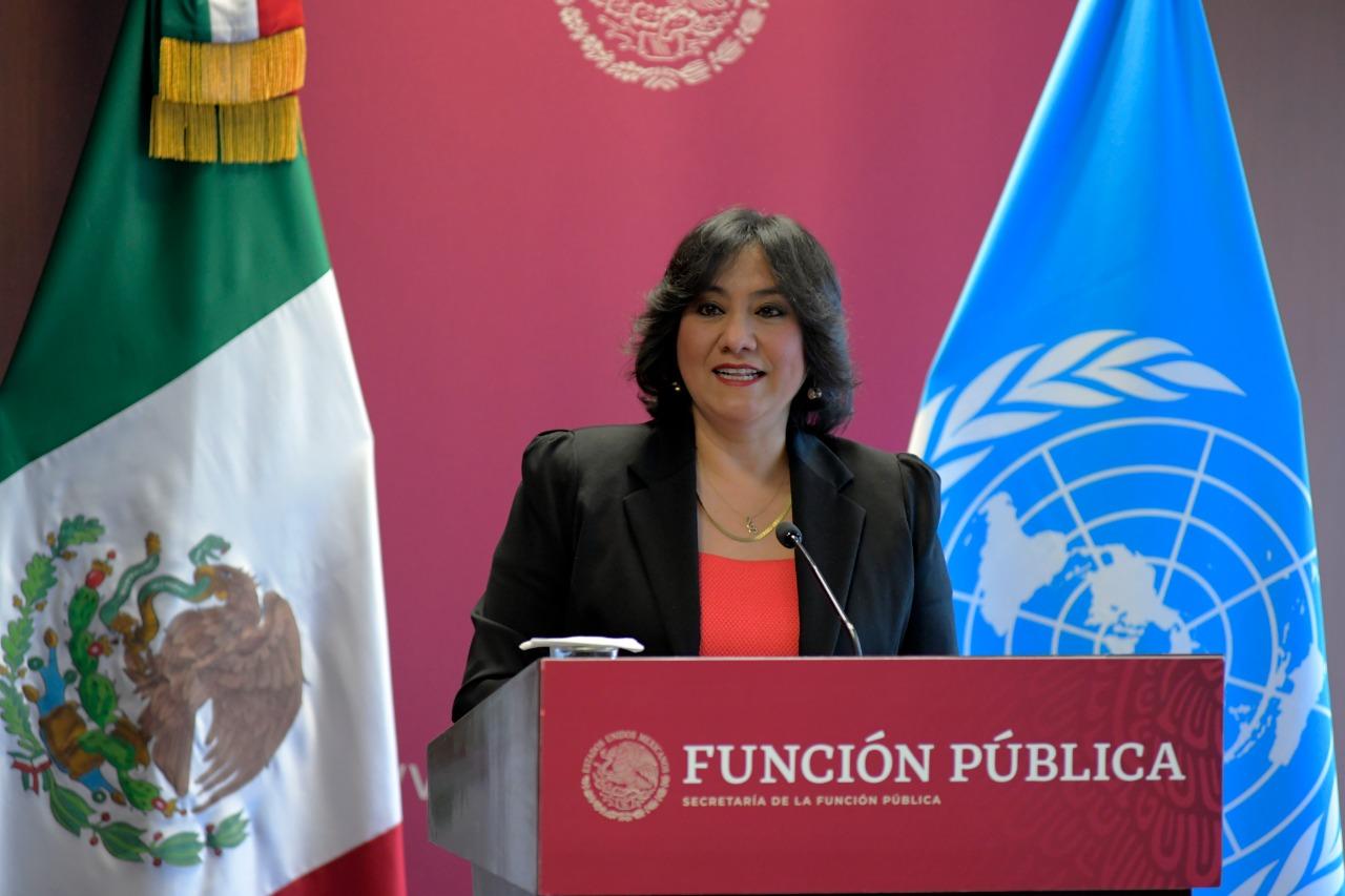 Función Pública firma Memorando de Entendimiento con el PNUD para un combate global a la corrupción.