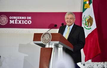 Presidente Andrés Manuel López Obrador desde Zumpango, Estado de México