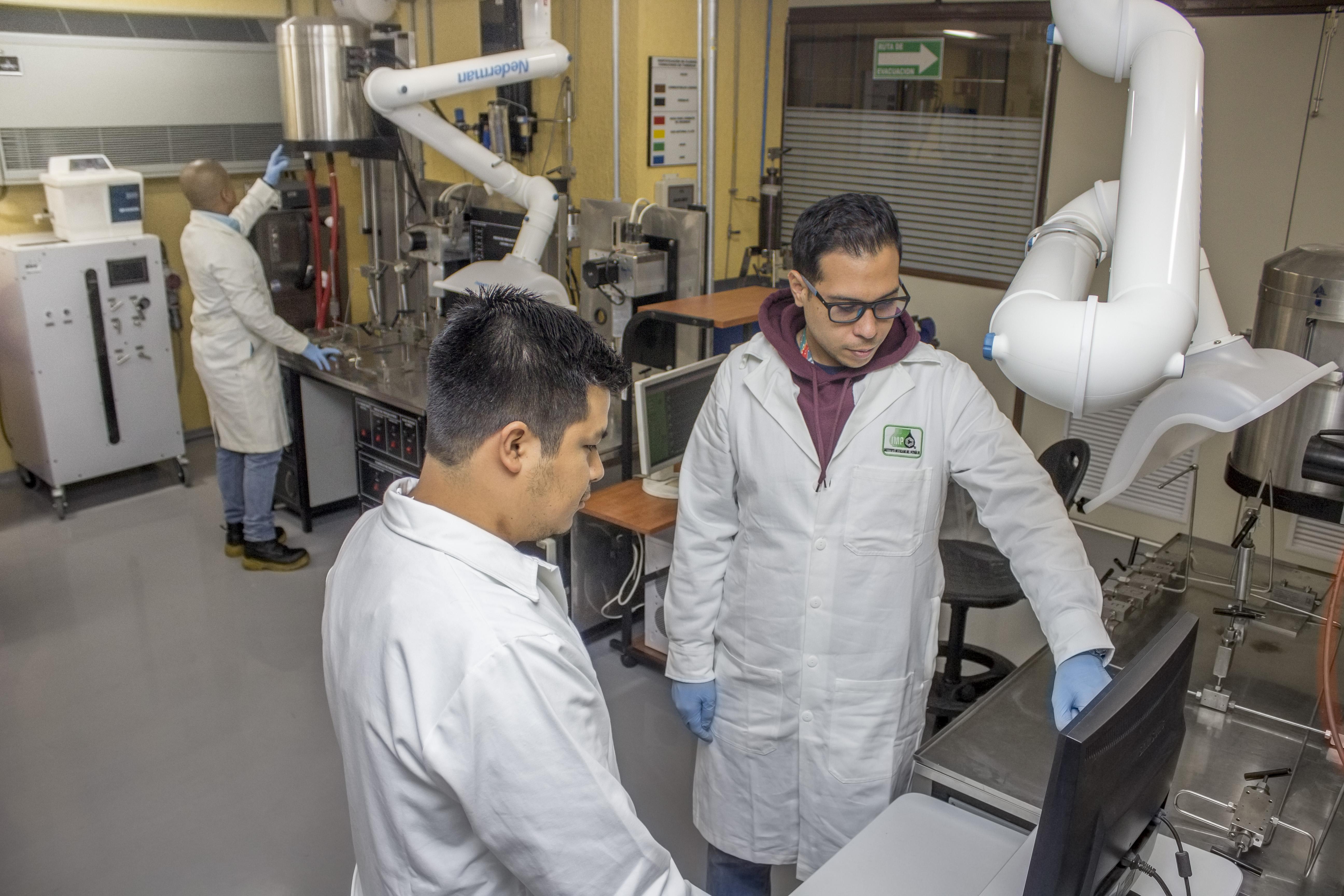 Laboratorio de Termodinámica y Síntesis de Productos Químicos