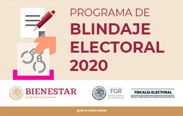 Programa de Blindaje Electoral 2020