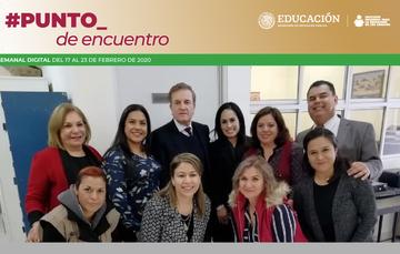 COPARMEX Chihuahua se suma a la labor educativa