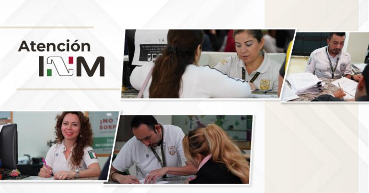 Acude a nuestra Oficina de Representación en la CDMX