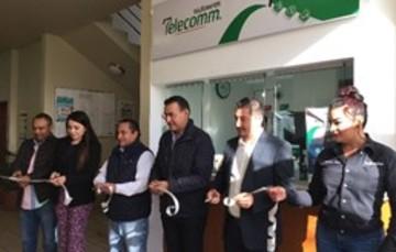 Con el plan de expansión de Sucursales Telegráficas De Telecomm, hoy Jalisco llega a las 106 Sucursales, en beneficio del estado.