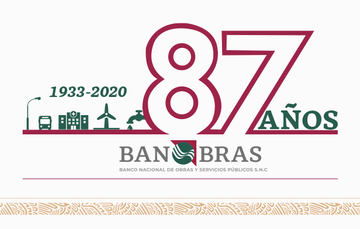 #Banobras87Años