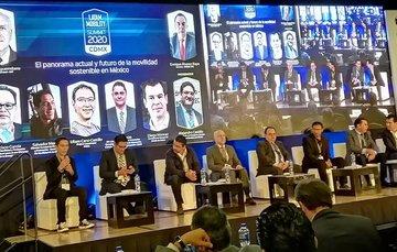 Participa la Conuee en foro sobre la nueva era de la Sostenibilidad en el Transporte de América Latina