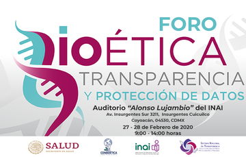 Banner Bioética