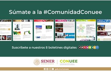 Nueva era para las Comunidades temáticas de Conuee y sus Boletines digitales