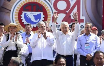 Congreso Nacional Extraordinario de la  Confederación de Trabajadores de México (CTM)