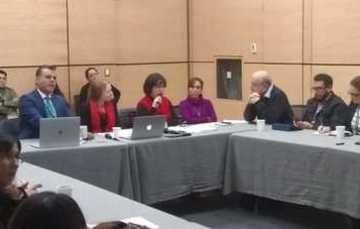 El evento reunió a miembros de la comunidad académica, sociedad civil, investigadores y representantes del CONACYT.