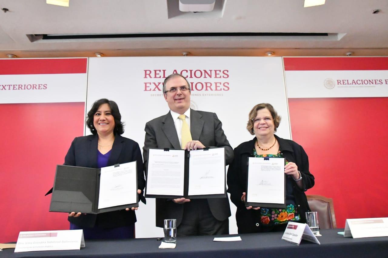 SRE es la primera dependencia en implementar el Protocolo para la atención, prevención y sanción del hostigamiento sexual y acoso sexual