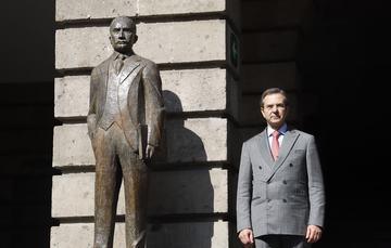 Boletín No. 56  Conmemora SEP natalicio del exsecretario José Vasconcelos