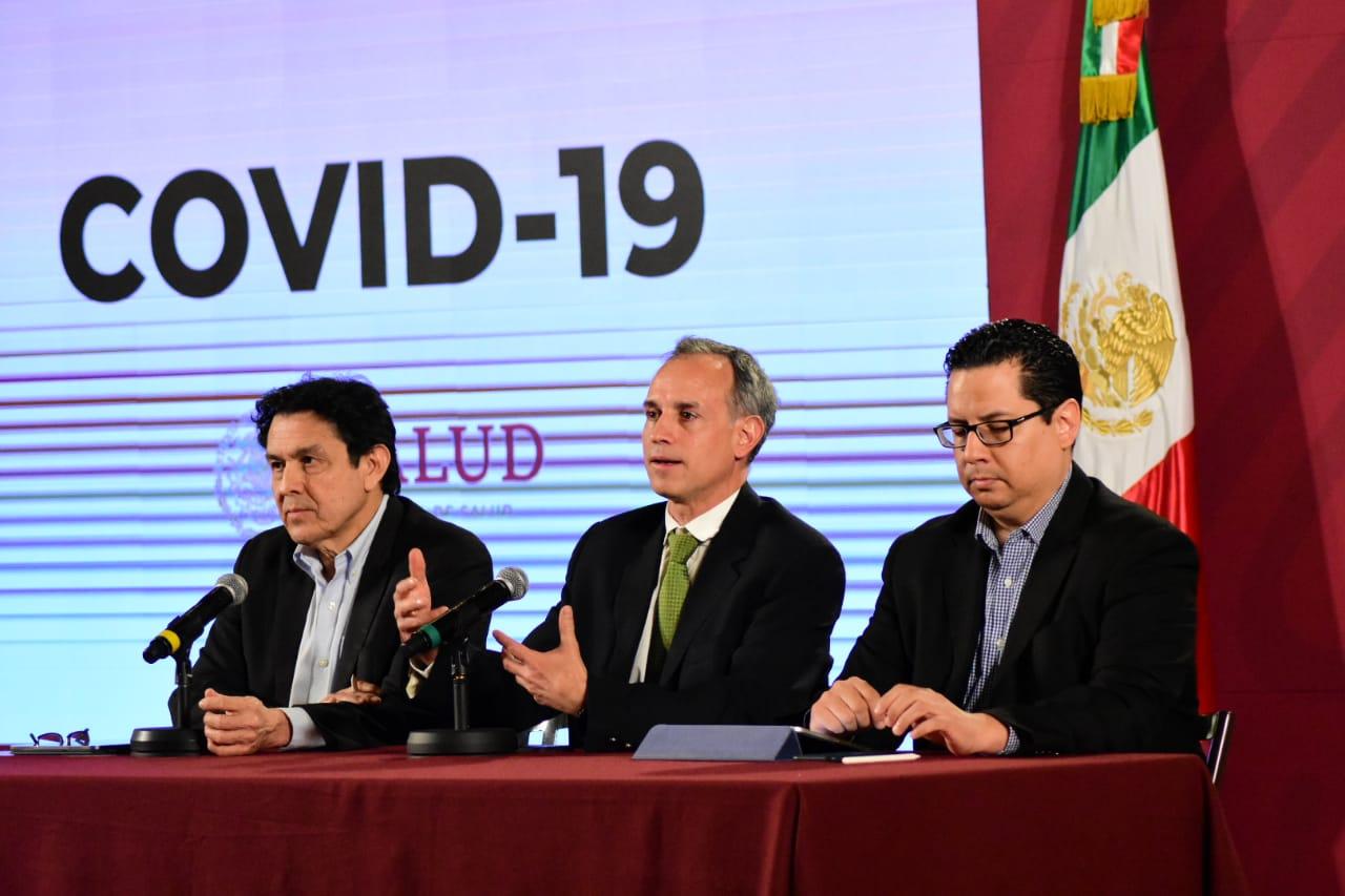 Informe diario COVID-19 en México