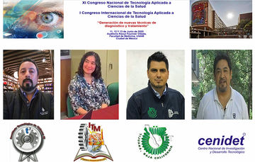 Cuatro investigadores del Tecnológico Nacional de México colaboran en el comité organizador del Congreso Nacional de Tecnología Aplicada a Ciencias de la Salud que reunirá a científicos de México y Colombia.