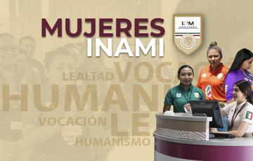 Mujeres Inami… trabajamos para ti