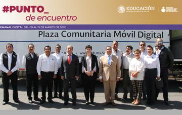 Firma de Convenio con el Consejo Coordinador Empresarial de Hidalgo