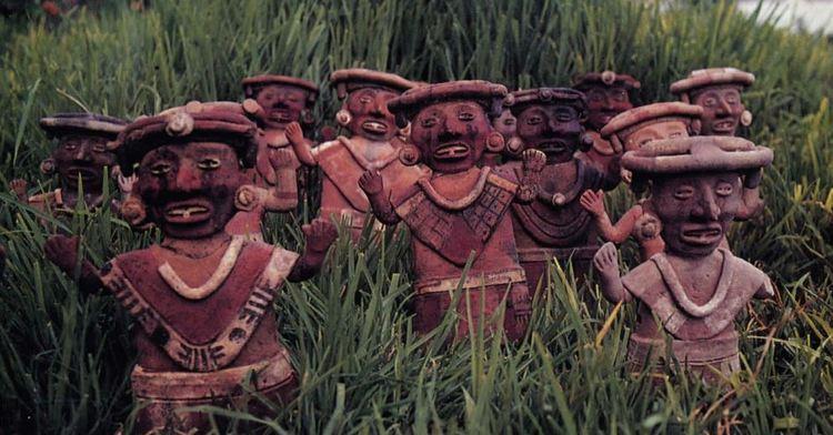 Museo de sitio de Xochitécatl.