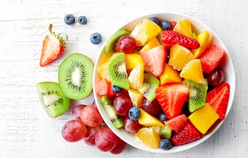 Al cambio de cada estación se pueden disfrutar diversos tipos de frutas.