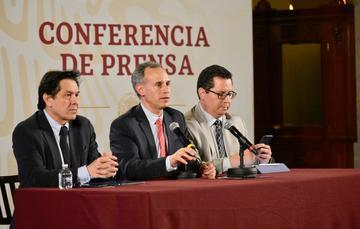 Hugo López-Gatell Ramírez, subsecretario de Prevención y Promoción de la Salud