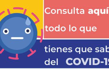 Información general sobre el nuevo coronavirus COVID-19