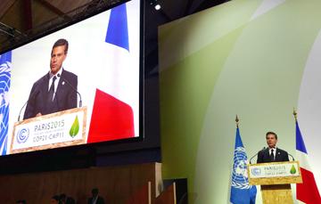 México respalda la iniciativa de poner un precio al carbono