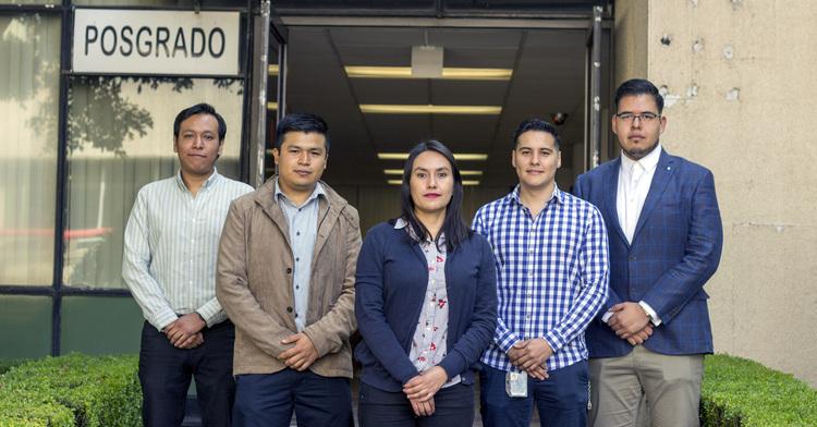 Estudiantes del posgrado avanzan en concurso científico