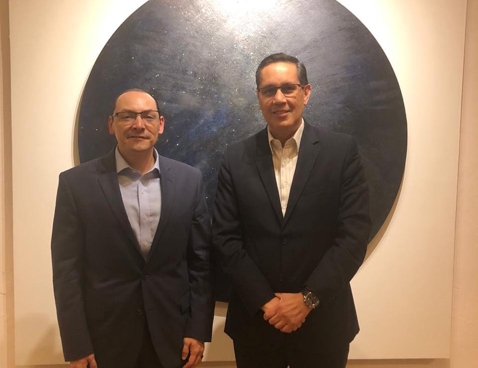 """Programa de radio """"La relevancia económica y social de la labor del Consulado General de México en Dallas"""""""