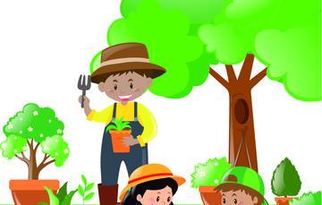 Un huerto como proyecto familiar, es una excelente idea para conocer más de las plantas y aprovechar más de nuestro tiempo libre.