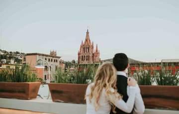 El amor se sueña y se vive en Guanajuato, un estado lleno de cultura y romance que te envuelve en historia y arte.