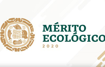 La Secretaría del Medio Ambiente y Recursos Naturales, por conducto del Centro de Educación y Capacitación para el Desarrollo Sustentable (CECADESU), convoca a participar en el Premio al Mérito Ecológico 2020.