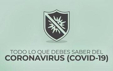 Todo lo que debes saber del coronavirus (covid-19)