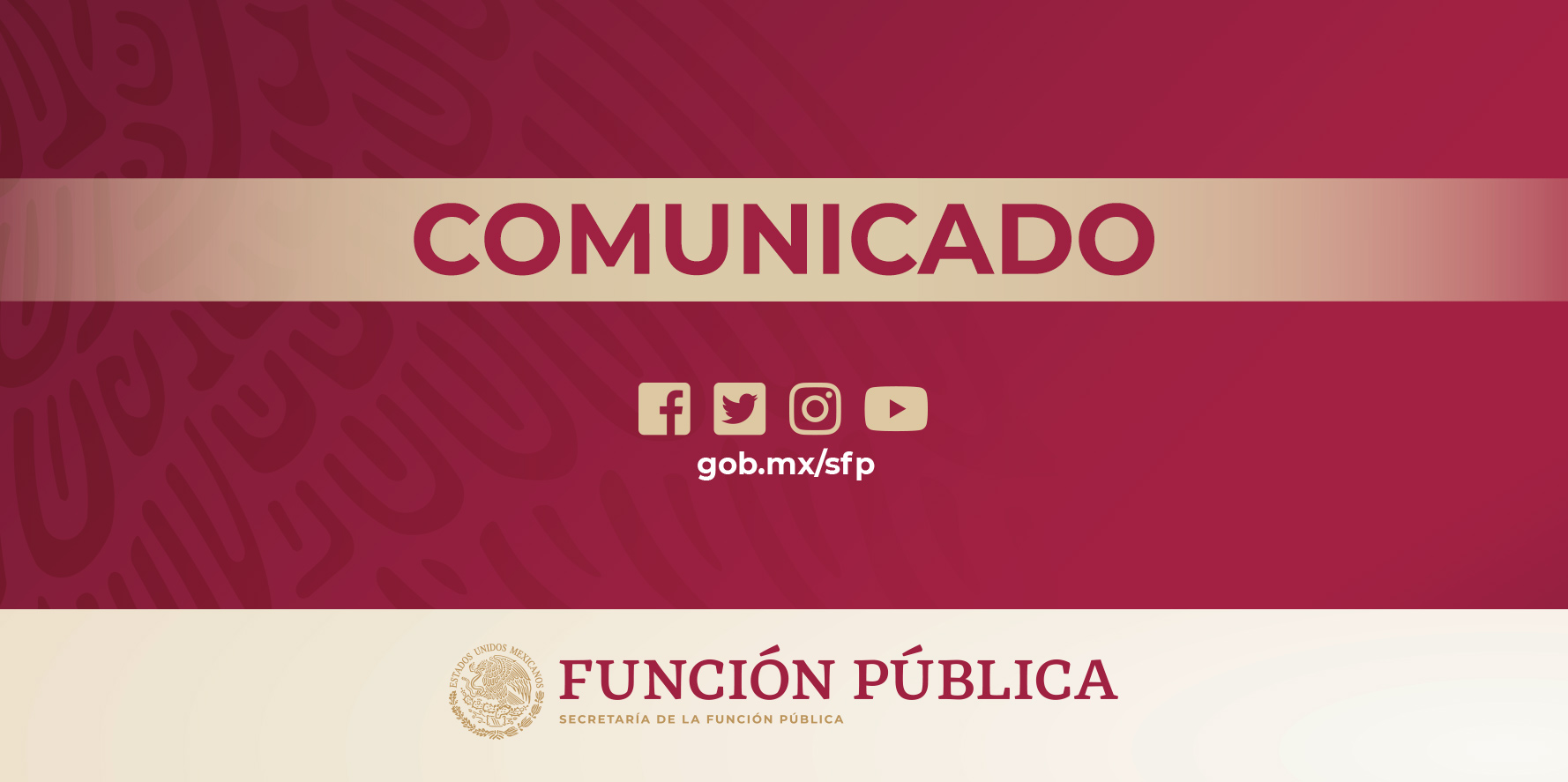 Función Pública mantiene vigilancia sobre compras públicas y recepción de denuncias durante contingencia por COVID-19