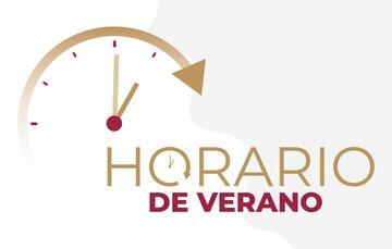 El domingo 5 de abril inicia el Horario de Verano 2020