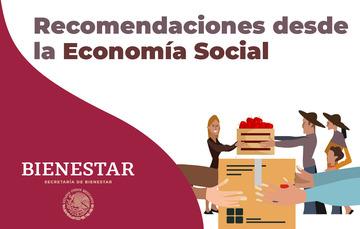 Recomendaciones desde la Economía Social