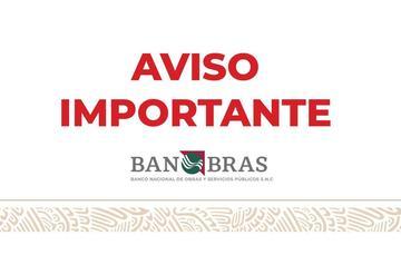 El único sitio web de Banobras es el portal hospedado en la plataforma gob.mx denominado www.gob.mx/banobras