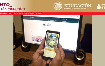 INEA cuenta con Servicios Educativos en línea