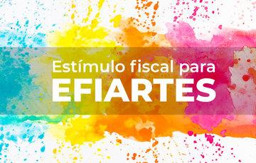 Estímulo fiscal para EFIARTES