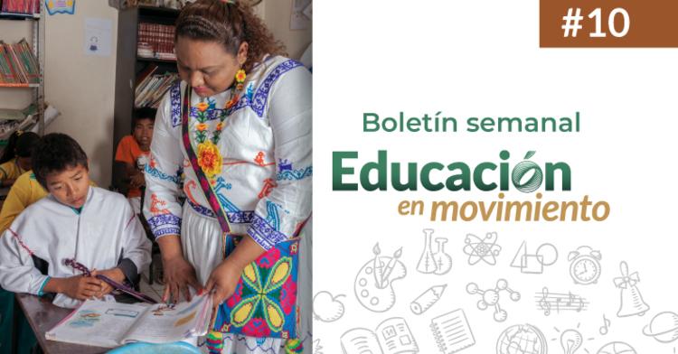 Boletín 10 educación en movimiento