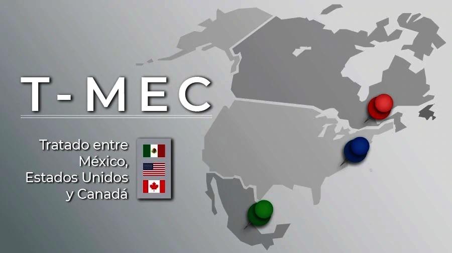 T-MEC entrará en vigor el 1º de julio de 2020