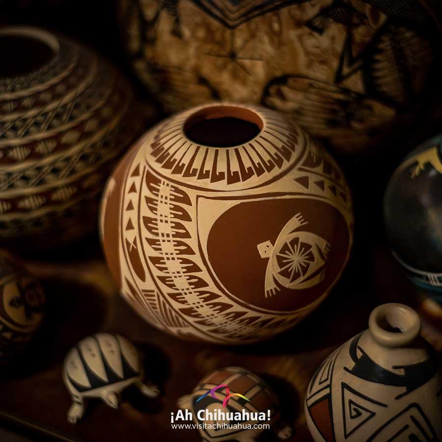 La belleza de la cerámica de Mata, Ortiz. Chihuahua