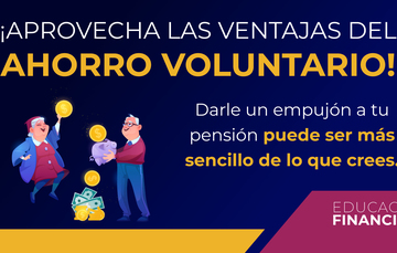 BLOG: VENTAJAS DEL AHORRO VOLUNTARIO