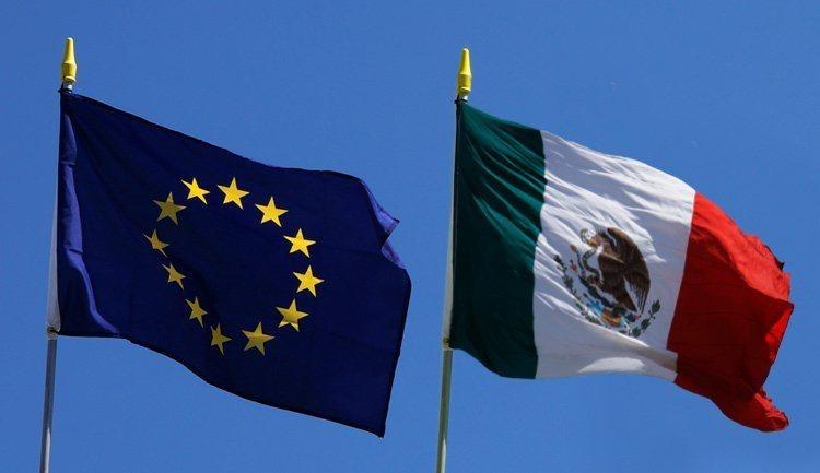 México y la Unión Europea concluyen proceso de negociación de la modernización del TLCUEM