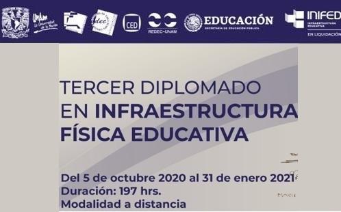 Tercer Diplomado en Infraestructura Física Educativa