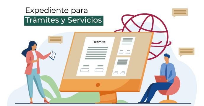 Consulta pública del Expediente para Trámites y Servicios