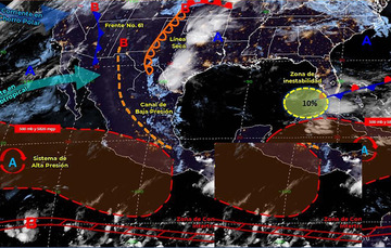 Temporada de ciclones tropicales y lluvias intensas 2020