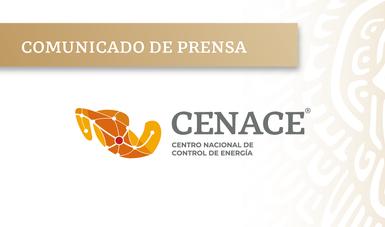 CENACE informa sobre las interrupciones del servicio eléctrico a usuarios y el restablecimiento en el norte del país por frente frío No. 35