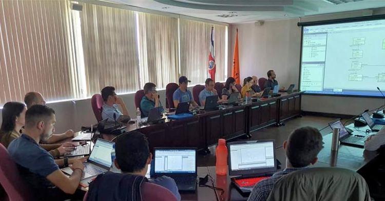 INEEL da asistencia técnica a la CNFL de Costa Rica en el Modelo de Información Común (CIM por sus siglas en inglés) con enfoque a la Red Eléctrica Inteligente