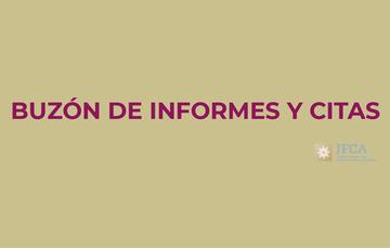 Buzón de Informes y Citas