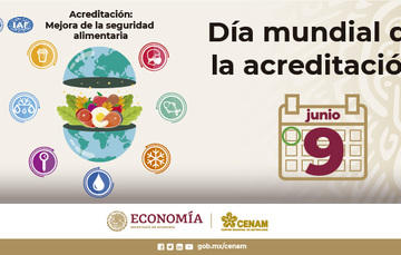 El 9 de junio se celebra el Día Mundial de la Acreditación, una iniciativa global establecida por la ILAC e IAF