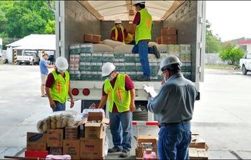 Pese a lluvias y contingencia, tiendas Diconsa garantizan la canasta básica en Campeche