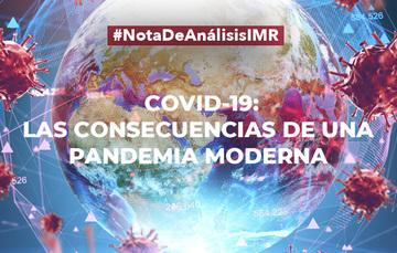 """Nota de análisis """"COVID-19: las consecuencias de una pandemia moderna"""""""